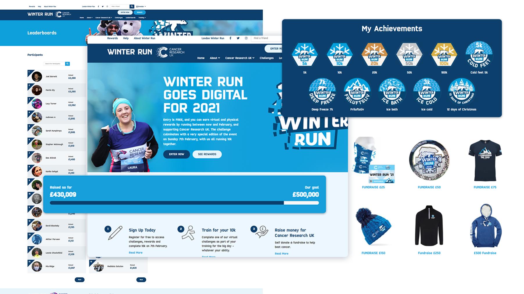 Cancer Research Winter Run